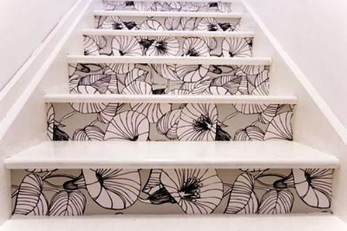 patterned-stairs