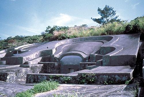 pyramids of Yonaguni