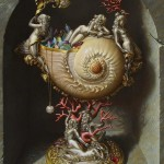 Nautilus, a miracle of nature and beautiful art of jewelers