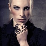 Aleksandr Chernov (Alex Chernov) - hair stylist, makeup artist, art model and vegetarian