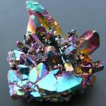 beautiful Titanium quartz crystal