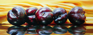 Hyperrealistic paintings by Russian artist Alexander Sheversky