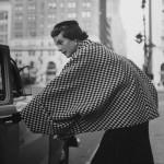 French fashion designer Pauline Trigere (1912–2002). New York, 1949. Photography by Nina Leen