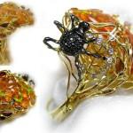 Precious Opal jewelry