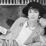French fashion designer Coco Chanel