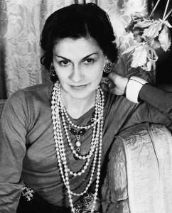 Unknown Coco Chanel