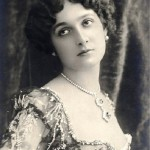 Lina Cavalieri - world's first photo model