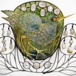 English jewelry designer Charles Ashbee