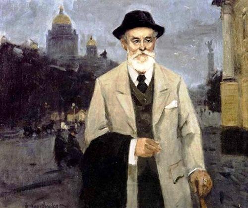 "Artist Perevyshko A.I. ""Faberge"""