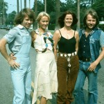 Swedish iconic group ABBA museum in Stockholm