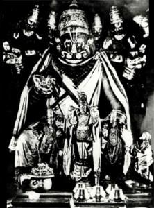 Namagiri was the mathematician Srinivasa Ramanujan's family deity