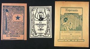 Almanacs and leaflets