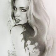 2007 portrait of a beautiful girl
