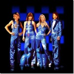 Blue costumes, ABBA