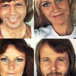 Portraits of ABBA