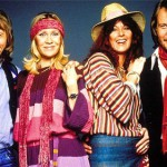 Disco scene of the 1970s ABBA
