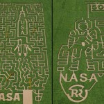 Nasa inspired labyrinth