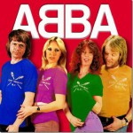 In T-shirts, ABBA