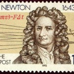 English physicist, mathematician, astronomer Isaac Newton