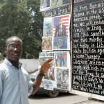Blackboard blog by Alfred Sirleaf
