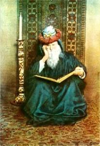 Persian polymath - philosopher, mathematician, astronomer and poet Omar Khayyam