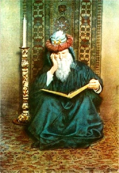 Persian polymath - philosopher, mathematician, astronomer and poet Omar Khayyam