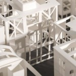 Made in paper layouts and constructions