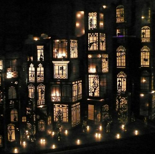 Night windows look fabulous
