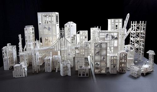 The Palais de Chaillot museum exhibition, Trocadero, Paris