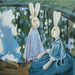 Dina Kalinkina painting