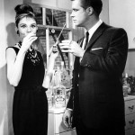 "Still from the film of 1961 ""Breakfast at Tiffany's"""