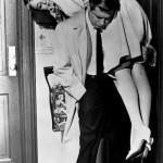 "Funny scene 1961 ""Breakfast at Tiffany's"""