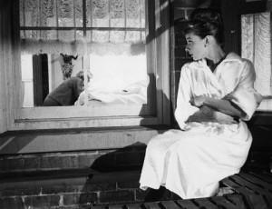 "Fragment of 1961 ""Breakfast at Tiffany's"""