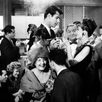 """At the party. 1961 """"Breakfast at Tiffany's"""""""