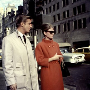 """Fred and Holly 1961 """"Breakfast at Tiffany's"""""""
