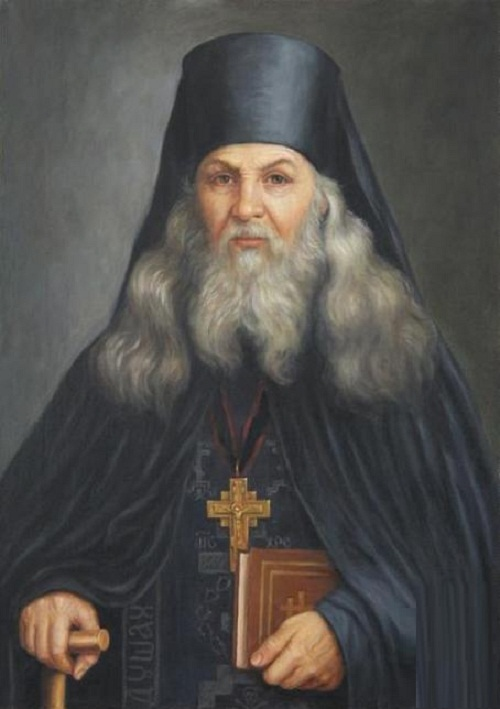 Elder Leonid (Leo in schema), Optina Elder