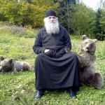 Just Orthodox monks