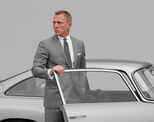 After Sean Connery an ideal actor for Agent 007, Daniel Craig