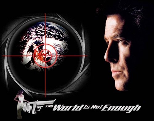 The world is not enough for James Bond World Day
