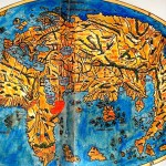 Map by Pietro Kopp 1502
