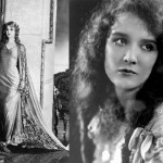 Mary Philbin. The Phantom of the Opera, 1925 silent horror film