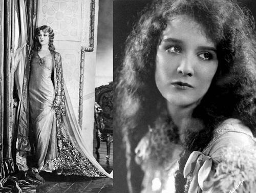 Mary Philbin. The Phantom of the Opera, 1925 silent horror film