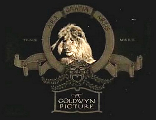 The lion used for the original Goldwyn Pictures lion logo (used from 1917–1924), later utilized for MGM