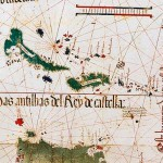 Planisphere Contino 1502