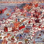 Richly Map Marina (Carta Marina), 1539