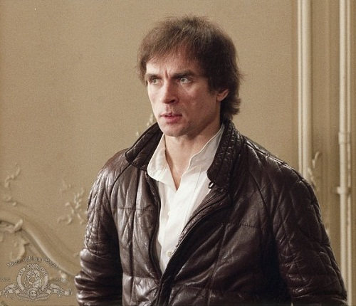 1992 photo, Rudolf Nureyev