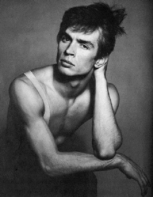 Photographed by Richard Avedon, Rudolf Nureyev