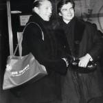 Erik Bruhn and Rudolf Nureyev