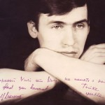 Signed by Rudolf Nureyev photo