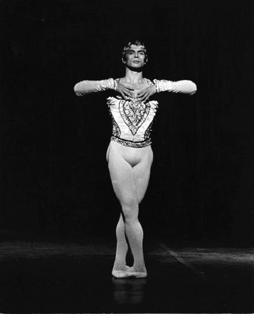 La Bayadère, Palais Garnier, 1974